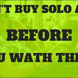 BEST SOLO ADS TRAINING - before you buy SOLO ADS that work WATCH my training