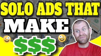 Best Solo Ads For Affiliate Marketing