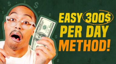 Easy $300 Per Day Method For 2019 | [Solo Ads and Clickbank Tutorial]