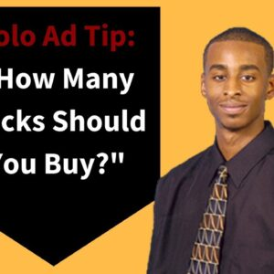 Solo Ad Tip-How To Buy Like An Above Average Entrepreneur