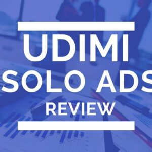 Udimi Solo Ads Review 2021 Solo Ads Training. Why I Spent $1K On Solo Ads    ✅✅✅