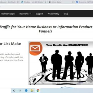 Solo Ads Website Traffic, How To Buy Website Traffic, And Guaranteed Leads For Sales