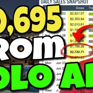 Solo Ads That Work $10,695 In Affiliate Commissions So Far 🤑