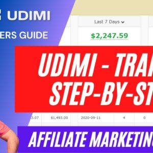 UDIMI Solo Ads 2021. Solo Ads for affiliate marketing guide.
