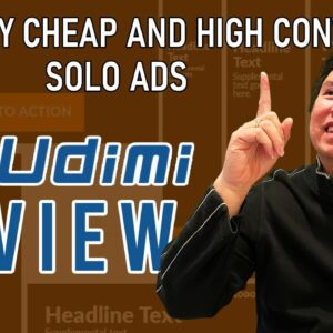 Udimi Solo Ads Review, Buy Cheap & High Converting Solo Ads