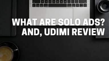 What Are Solo Ads? | Udimi.com Review