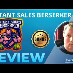 Instant Sales Berserker Review - Are Solo Ads A Good Way To Make Money?