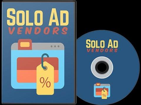 Solo Ad Vendors