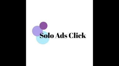 Solo Ads Click - Ad-video